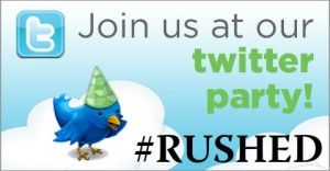 Rushed Twitter Party
