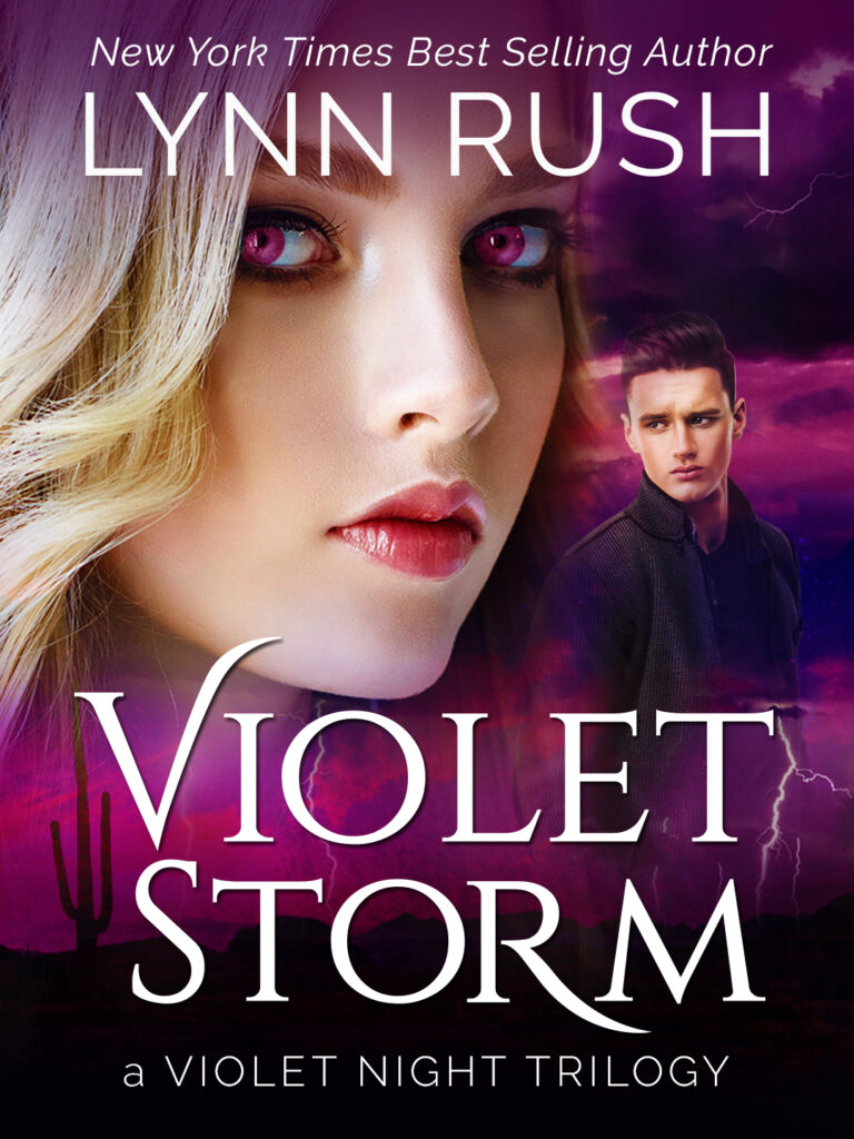 Violet Storm KISS